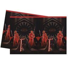 STAR WARS EL ÚLTIMO Jedi Rey Kylo Ren Mantel Plástico Fiesta Mantel