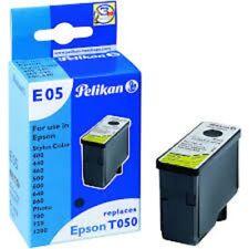 Pelikan Druckerpatrone E05 - 57 für Epson Stylus u.a. Auswahl Tintenpatrone