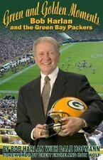 Green and Golden Moments Bob Harlan Green Bay Packers NFL FOOTBALL SUPERBOWL