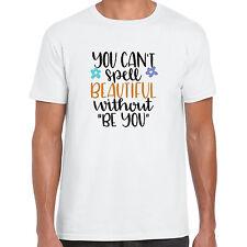 you cant Spell Magnifique Without BE - T-shirt pour hommes - CADEAU AMUSANT