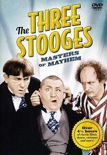 The Three Stooges: Masters of Mayhem (DVD, 2013)