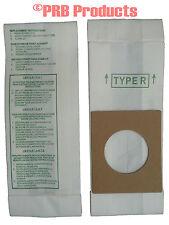 Hoover Type R  Allergy Vacuum Cleaner Bag  Model Sprint Tempo Hornet 4010063R