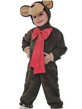 Travestimento Carnevale da bimbo Costume Orso Orsacchiotto animale *17602