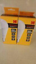 E27 | B22 Kodak LED Lámpara Luz 100 W | 40 W 15 W Consumo Luz De Día | cálido resplandor guardar