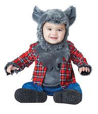 Wittle Werewolf Wild Animal Infant Baby Costume