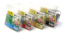 H920XL 4-Pk Cyan, Magenta, Yellow & Black Remanufactured Ink Cartridges HP920