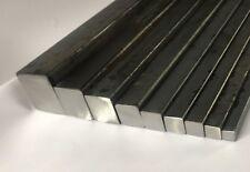 MILD STEEL SQUARE SOLID BAR METAL ROD 8,10,12,14,16, 20, 25,30,40mm  ALL LENGTHS