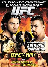 UFC 55-FURY-DVD- BRAND NEW SEALED!