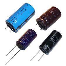Elkos Aluminium Elektrolyt Kondensatoren - Radial - verschiedene Werte