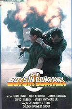 The Boys in Company (1987) VHS Futurama 1a Ed.