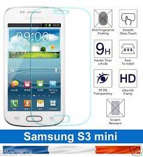 protection verre trempé film protecteur écran Samsung Galaxy S3 Mini PROMOTION