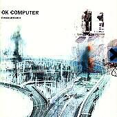 OK COMPUTER CD RADIOHEAD NEW SEALED