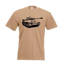 T-Shirt  Panzer Tiger 1 , Tank Shirt Tiger Panzer Tiger 1 T-Shirt