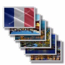 FR - Francia - frigo calamite frigorifero souvenir magneti fridge magnet