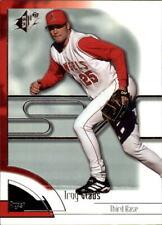 2002 SPx Baseball Card Pick