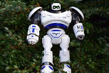 RC Robot DIFENSORI incendi Missle SPARA passeggiate diapositive DANZE Radio Telecomando