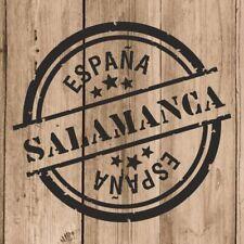 Vinilo de Corte Salamanca Pegatina Salamanca España 10 cm Adhesivo Pared Tablet