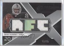 2008 SPx #RM-DM Darren McFadden Oakland Raiders Football Card