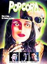 "POPCORN(1991)LBX (DVD) WALLACE STONE"" ELITE ENTERTAINMENT RELEASE 2001"