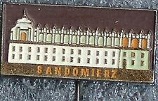 Sandomierz - Polish Hat Lapel Pin LP0811