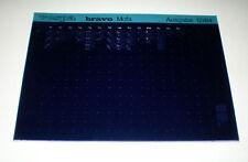 Microfich Ersatzteilkatalog Vespa bravo Mofa Stand 1984