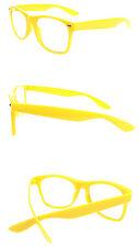 Classic Vintage Retro Style Clear Lens Glasses Frame Eyewear Glass USA
