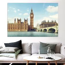 3D Big Ben Scenery 9 Wall Stickers Vinyl Murals Wall Print Decal  Art AJ STORE