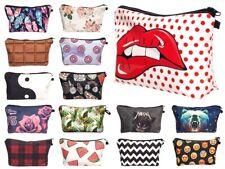 Kosmetiktasche Kulturbeutel Kultur-tasche Make Up Beauty-case Schmink-tasche Bag