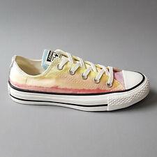 7352967f6f8a0 Converse Chuck Taylor All Star Chucks Ox My Van Is On 551631C Sneaker gelb  rot