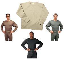 Extreme Cold Weather Underwear Long John Crew Neck ECWCS