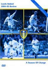 Leeds United 2004/2005 SEASON REVIEW DVD Sport Original UK Release BRAND NEW