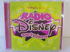 Radio Disney: Party Jams [CD & DVD] by Disney (CD, Oct-2006, Walt Disney)