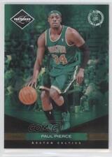 2011-12 Limited Spotlight Gold #44 Paul Pierce Boston Celtics Basketball Card