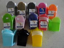 Coloured Party plastic loot boxes/noodle boxes