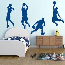 Zestaw do koszykówki Sport Naklejka Na ścianę WS-33152