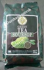 Mlesna SourSop Green Tea & Black Ceylon tea  flavored Ceylon Tea  500g