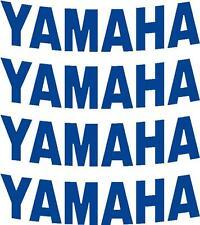 X4 YAMAHA grafica ruote adesivi (più in NEGOZIO EBAY) PER CERCHIONI SCEGLI COLORE
