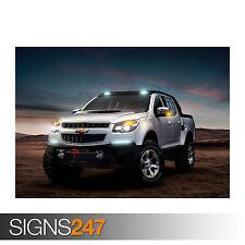 Chevrolet Colorado Rally Concept Car (0372) cartel de auto-foto arte cartel impresión