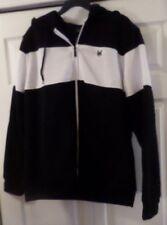 Zoo York Men's Long Sleeve Sherpa Hoodie, Straight Core Black/White S, M,  L NWT