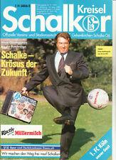 BL 91/92 FC Schalke 04 - 1. FC Köln