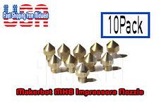 Mk8 MakerBot Impressora Nozzle 3D Printer Extruder Print Head 0.4mm, 1.75mm
