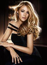 BLAKE LIVELY Hollywood Celebrity Photo Print Poster - MULTIPLE SIZES AA006