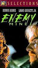 Enemy Mine [VHS], New VHS, Lou Michaels, Scott Kraft, Lance, Wolfgang Petersen