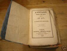 annuaire du bureau des longitudes de 1838