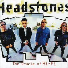 New: Headstones: Oracle of Hi-Fi Import Audio CD