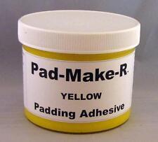 32 ozs Yellow Pad Glue Padding Adhesive Compound Notepads Free Items pads4u