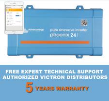 Victron Phoenix Inverter 24VDC 250 VA to 1.2 KVA 230V AC IEC Socket