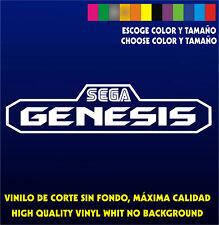 Sticker Vinilo - SEGA GENESIS - Bartop Arcade Pegatina Vinyl Aufkleber