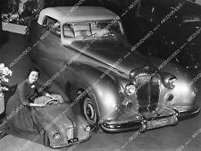 automobile 1950 Mercedes Daimler straight 8 w cool miniature model 1721-28