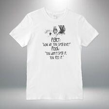 DISNEY WINNIE THE POOH PIMPI INCANTESIMO D'AMORE Preventivo T-shirt Canotta Uomini Donne Unisex